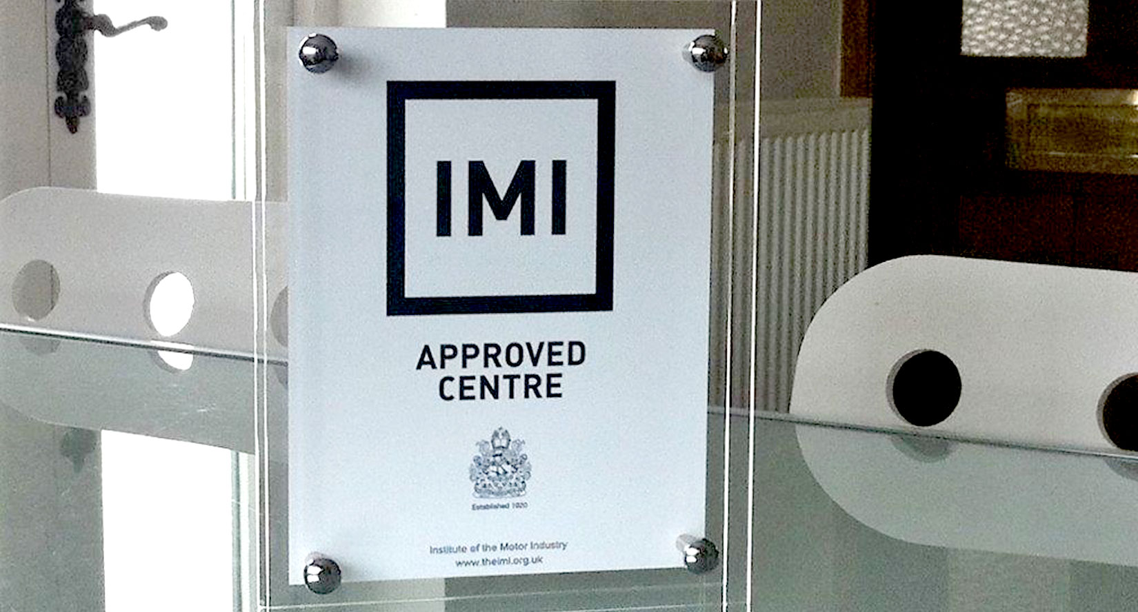 Coachworks Consulting awarded IMI Approved Centre Status